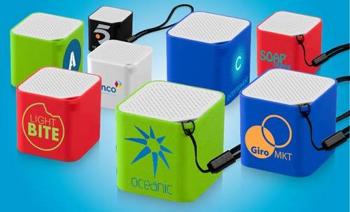 Speaker bluetooth personalizzati e ricaricabili