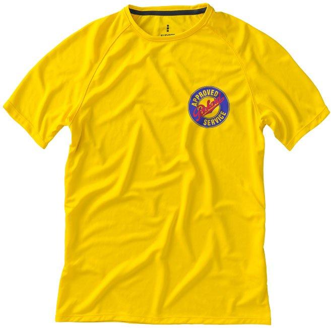 T-shirt poliestere personalizzata