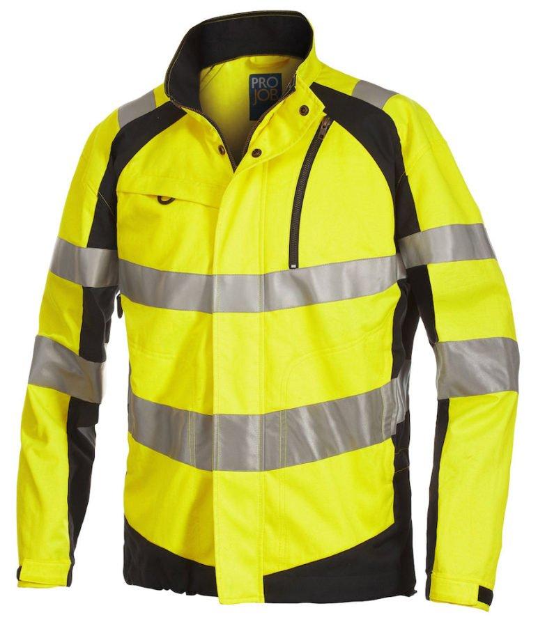 giacca alta visibilità