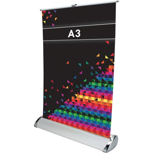 Banner roll-up personalizzato