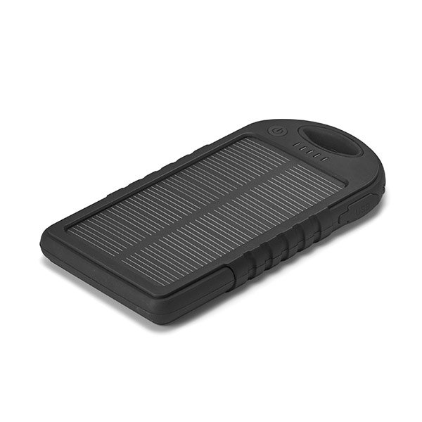 Power bank solare per smartphone